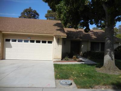 Camarillo Single Family Home Active Under Contract: 42103 Village 42 #42