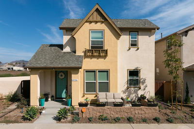 Ventura Single Family Home For Sale: 10784 Bank Drive