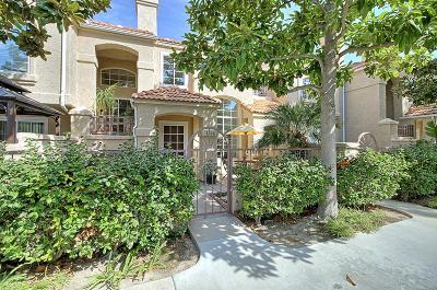 Oxnard Condo/Townhouse For Sale: 1316 Jamaica Lane