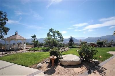 Santa Rosa (ven) Single Family Home For Sale: 2973 Yucca Drive