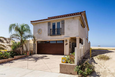 Oxnard Single Family Home For Sale: 101 Ocean Drive