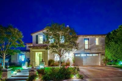 Simi Valley Single Family Home For Sale: 3436 Deep Waters Court