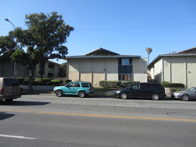 Oxnard Multi Family Home Active Under Contract: 631 W Channel Islands Boulevard