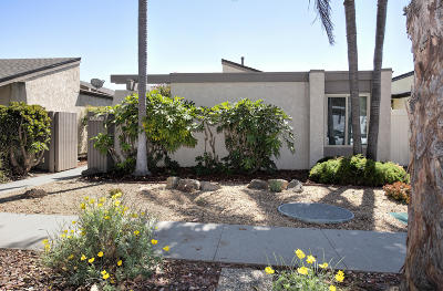 Ventura Single Family Home For Sale: 5628 Amherst Street