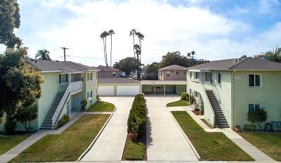 Ventura Multi Family Home Active Under Contract: 23 Dos Caminos Avenue