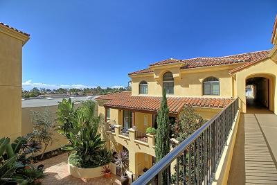 Ventura Condo/Townhouse For Sale: 130 Garden Street #1305