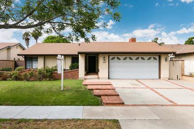 Oxnard Single Family Home Active Under Contract: 925 S K Street