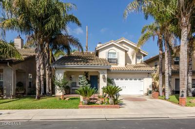 Oxnard Single Family Home Active Under Contract: 1521 Levi Way