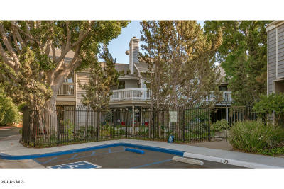Camarillo Condo/Townhouse Active Under Contract: 773 Arneill Road