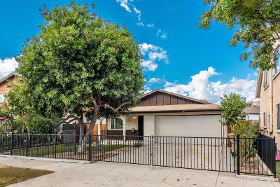 Fillmore Single Family Home Active Under Contract: 411 Main Street