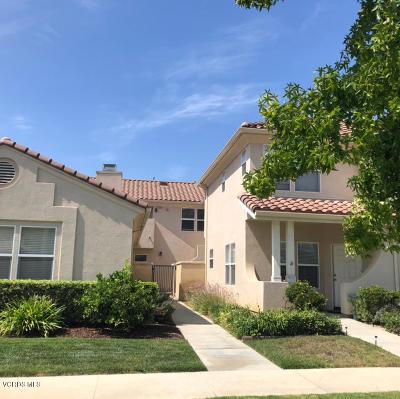 Ventura Condo/Townhouse For Sale: 1023 Jonquill Avenue