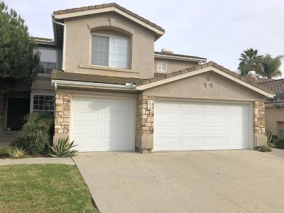 Oxnard Single Family Home For Sale: 2314 Arcadian Shores Trail