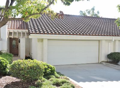 Camarillo Condo/Townhouse Active Under Contract: 2648 Antonio Drive
