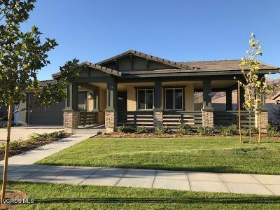 Fillmore Single Family Home For Sale: 411 Heritage Valley Parkway
