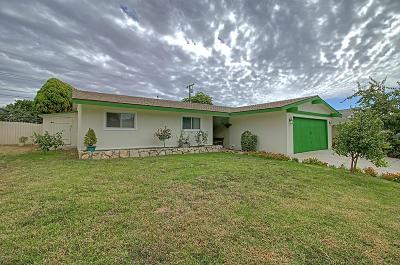 Ventura Single Family Home For Sale: 318 S Crocker Avenue