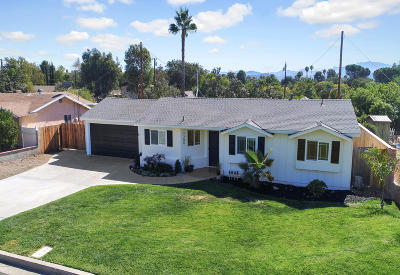 Thousand Oaks Single Family Home Active Under Contract: 1280 Calle Tulipan