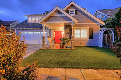 Fillmore Single Family Home Active Under Contract: 660 Maple Court