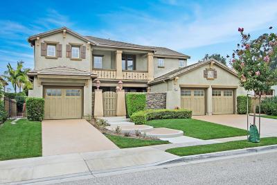 Ventura Single Family Home Active Under Contract: 5619 Quinn Street