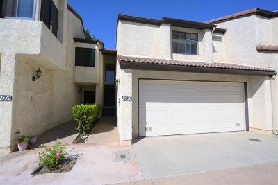 Oxnard Condo/Townhouse Active Under Contract: 2530 Danube Way