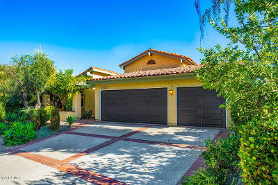Calabasas Single Family Home For Sale: 4723 Barcelona Court