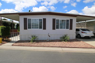 Ventura County Mobile Home For Sale: 136 Via Rosal