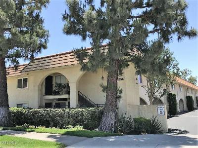 Simi Valley Condo/Townhouse For Sale: 1256 Patricia Avenue #10