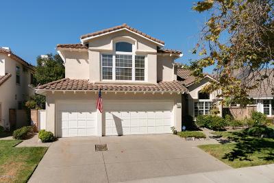 Oxnard Single Family Home Active Under Contract: 2209 Cedar Ridge Court