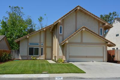 Camarillo Rental For Rent: 1615 Old Ranch Road