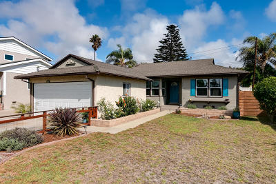 Ventura Single Family Home Active Under Contract: 252 S Joanne Avenue