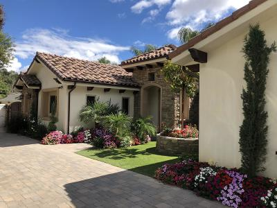 Agoura Hills Single Family Home For Sale: 28410 Waring Place