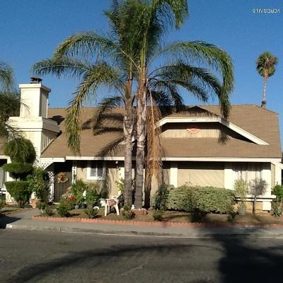 Fillmore Single Family Home For Sale: 222 Village Square