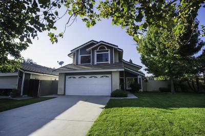 Camarillo Single Family Home For Sale: 107 Camino Leon