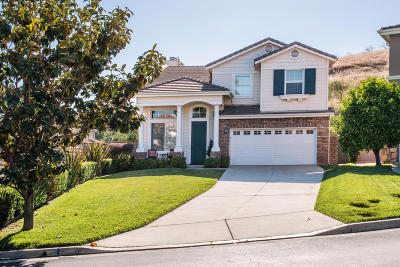 Thousand Oaks Single Family Home For Sale: 2765 Limestone Drive