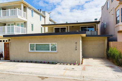 Oxnard Single Family Home For Sale: 4140 Ocean Drive