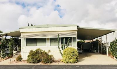 Ojai Mobile Home For Sale: 82 Don Antonio Way