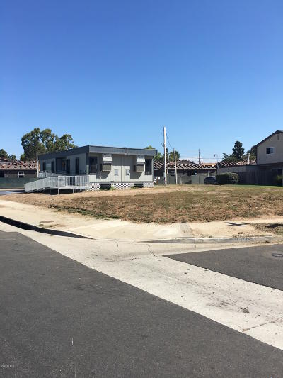 Oxnard Residential Lots & Land For Sale: 901 Cheyenne Way