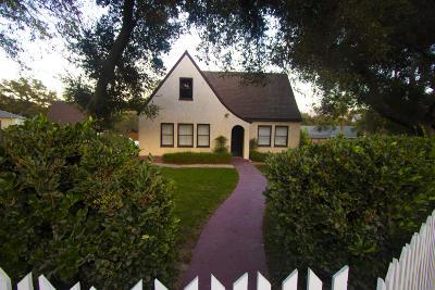 Santa Paula Single Family Home For Sale: 1136 Fern Oaks Drive