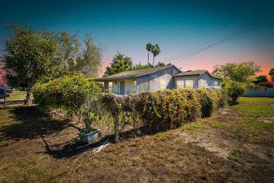 Oxnard Single Family Home For Sale: 3668 Nyeland Avenue