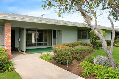 Port Hueneme Single Family Home Active Under Contract: 67 W Garden Green