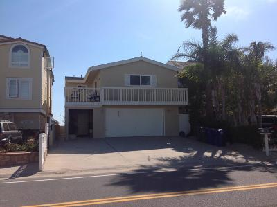 Oxnard Rental For Rent: 2137 Ocean Drive