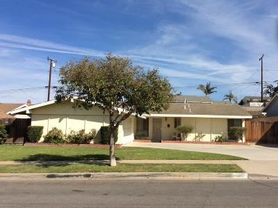 Camarillo Rental For Rent: 160 Marker Avenue