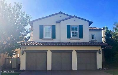 Oxnard Single Family Home For Sale: 1521 Viewpoint Drive
