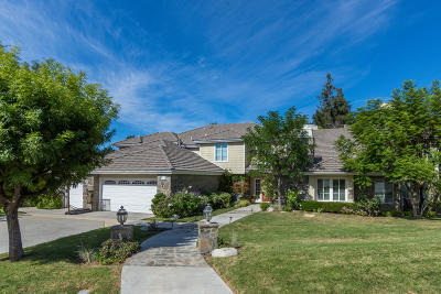 Westlake Village Single Family Home For Sale: 1695 Mesa Ridge Avenue
