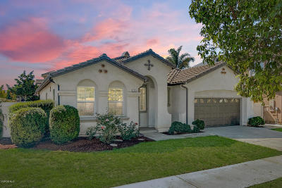 Oxnard Single Family Home Active Under Contract: 3100 Dunkirk Drive