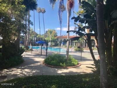 Ventura CA Condo/Townhouse For Sale: $339,500