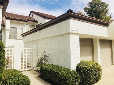 Camarillo Rental For Rent: 1218 Mission Verde Drive