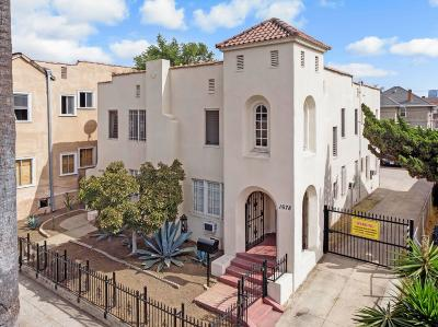 Multi Family Home For Sale: 1676 S Harvard Boulevard