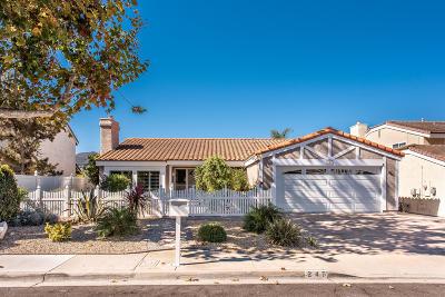 Thousand Oaks Single Family Home For Sale: 245 Windtree Avenue