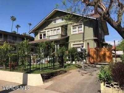 Multi Family Home For Sale: 1846 Wilton Place