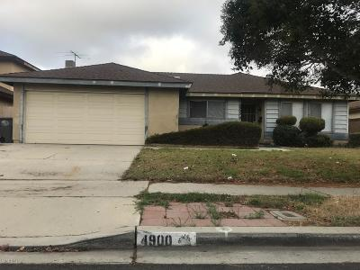 Oxnard Rental For Rent: 4900 Squires Drive